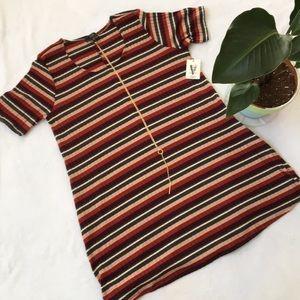 🔥3/$15 5/$25 NWT Colorful Vibe Dress 3X $12